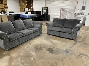 brand new grey set $675 free rug of your choice for Sale in Phoenix, AZ