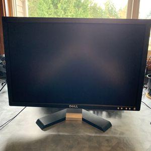 """Dell 22"""" Computer Monitor for Sale in Everett, WA"""