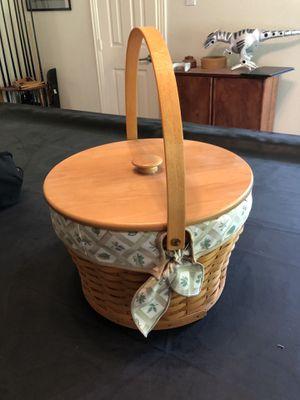 Longaberger basket for Sale in McKinney, TX