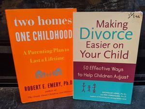 DIVORCE BUNDLE FOR PARENTS! Two Homes One Childhood and Making Divorce Easier on Your Child. $37 Value for $10! 73% OFF!! for Sale in Manassas, VA