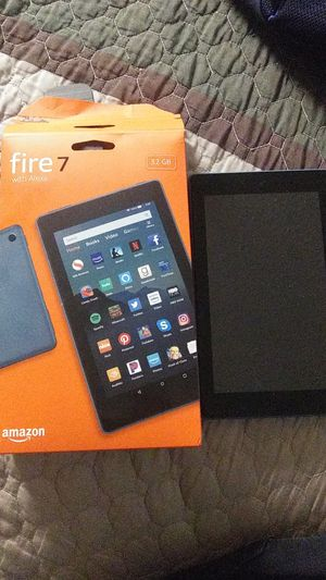 Amazon fire 7 32g tablet for Sale in Northglenn, CO