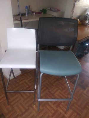 Two bar stool heavy duty Sterling for Sale in San Antonio, TX