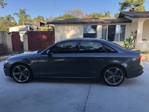 2015 Audi QUATTRO A4 2.0T - 6Speed MANUAL Competition Pkg for Sale in San Diego, CA