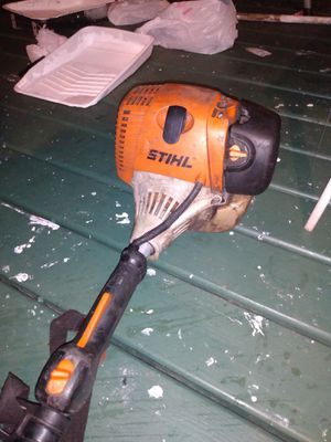 Stihl pole saw, fires up 1st or 2nd pull for Sale in Tampa, FL