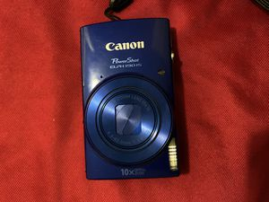 Canon Power Shot ELPH190 IS for Sale in Commerce City, CO