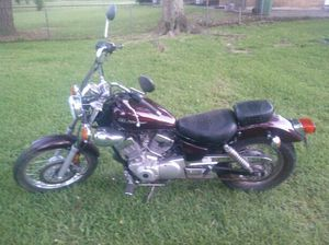 2009 Yamaha XV250 for Sale in Montgomery, AL