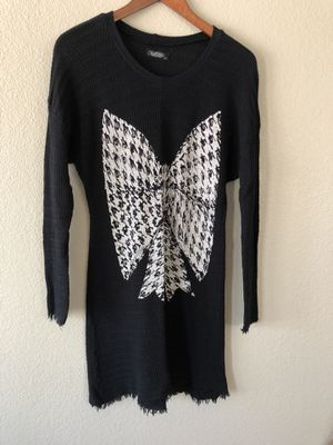 Lauren Moshi mini fringe dress women's for Sale in Wildomar, CA