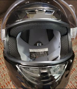 Fuel full face motorcycle helmet for Sale in Grapevine, TX