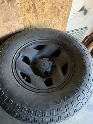 Toyota tacoma rims for Sale in Azusa, CA