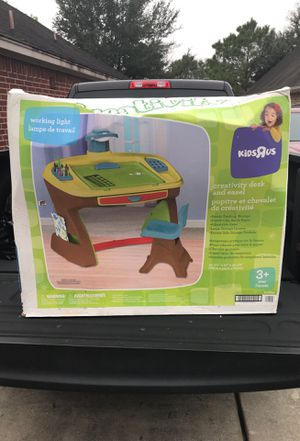 Brand new kids desk and chair for Sale in League City, TX
