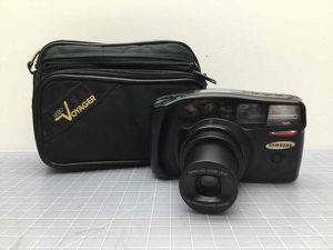 Samsung Maxima Zoom 38-105 mm Film Camera & Case for Sale in San Jose, CA
