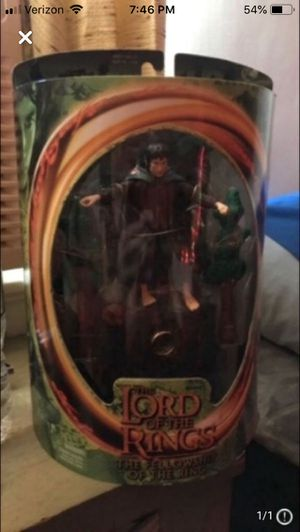 Lord of the Rings action figure - Frodo for Sale in Hazleton, PA