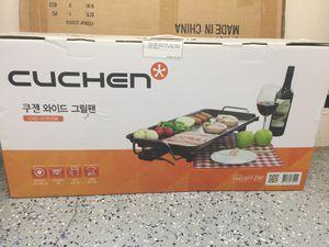 Cuchen Indoor Grill Korean BBQ Electric Griddle Kitchen Appliance (BRAND NEW) for Sale in Manhattan Beach, CA