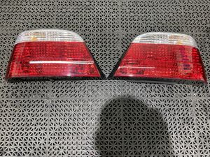 Bmw 740il E38 99/2001 euro tail lights for Sale in Hollywood, FL