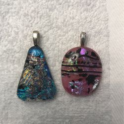 Women's Glass Charms for Necklace for Sale in Alexandria,  VA