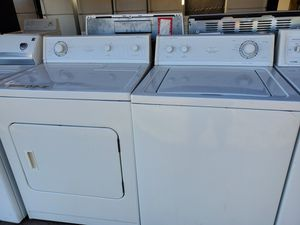 Washer, dryer set for Sale in Lake Wales, FL