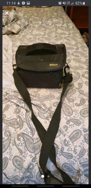 Nikon camera bag for Sale in Sacramento, CA