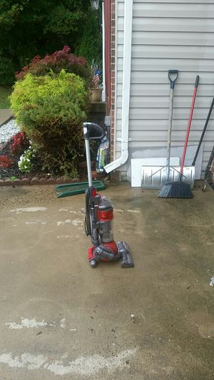 Red and gray Dyson vacuum for Sale in Dumfries, VA