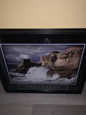 FREE!! Motivational quotes pictures with frame for Sale in Fontana, CA