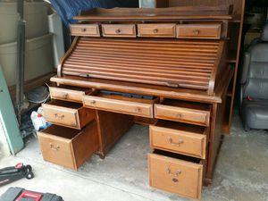 Antique desk with door for Sale in San Diego, CA