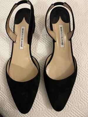 MANOLO BLAHNIK Size 40.5 for Sale in Alexandria, VA
