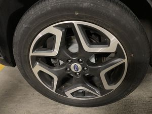 Subaru 18 wheels inch cross trek set of 4 for Sale in Seattle, WA