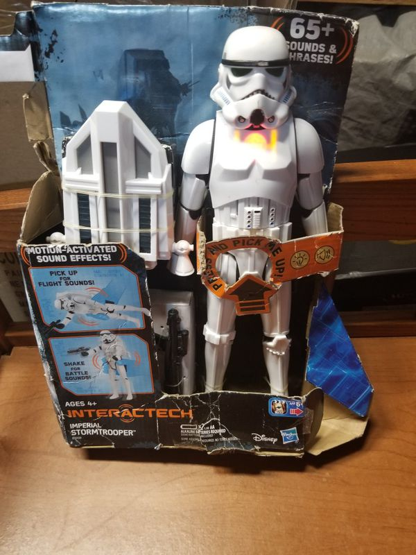 STAR WARS Imperial Stormtrooper action figure