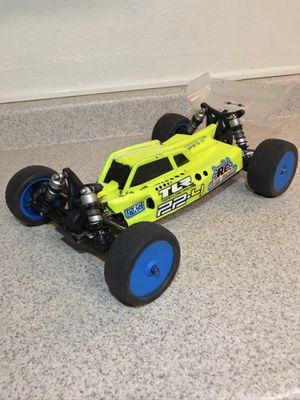 """Rc Buggy (Team Losi) """"22-4 3.0"""" 4x4 RTR for Sale in Puyallup, WA"""