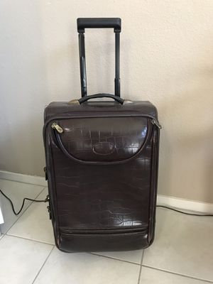 Luggage - Leather for Sale in Henderson, NV