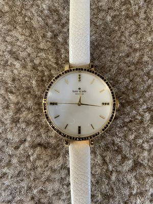 Kate Spade White watch for Sale in Los Angeles, CA