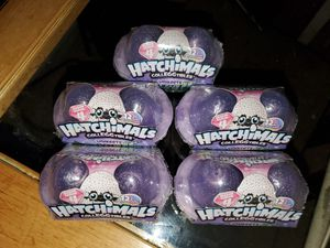 5 packs of Hatchimals for Sale in Linthicum Heights, MD