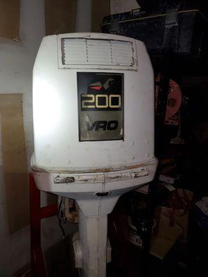 200 hp johnson outboard for Sale in Pompano Beach, FL