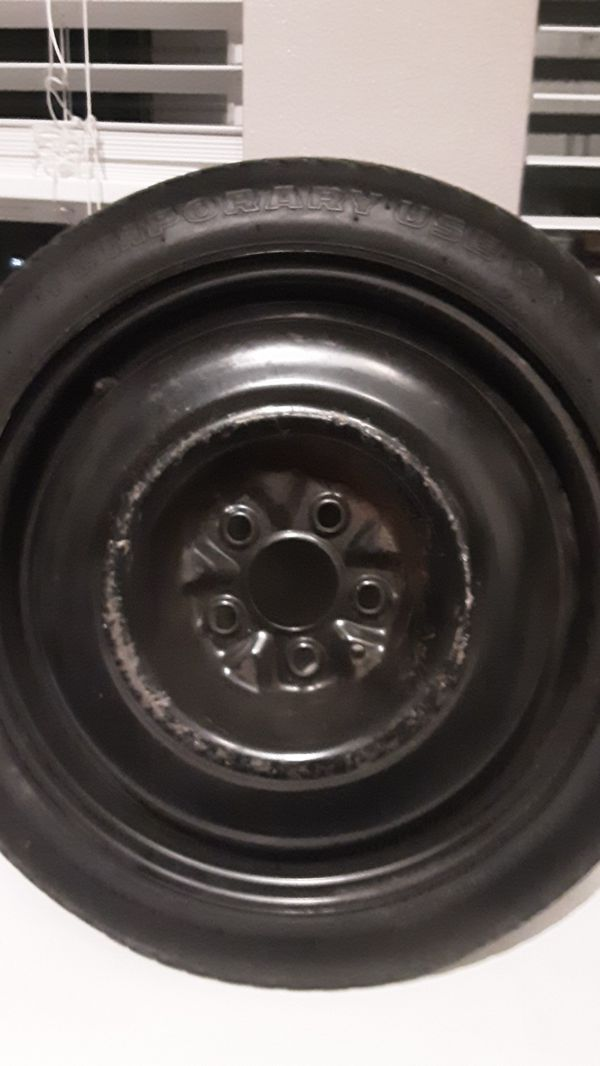 Hankook Donut spare tire (T125/70D15) 95M