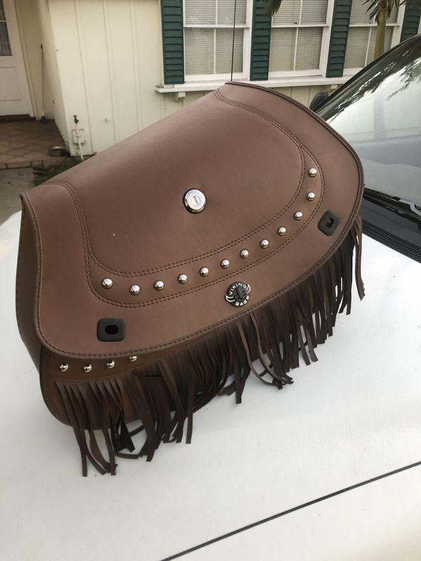 saddlebag for motorcycle