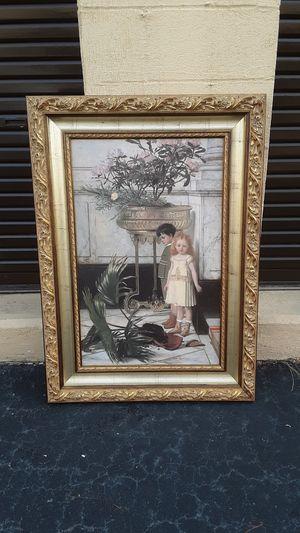 Broken flower pot by Jan Verhas reproduction for Sale in Virginia Beach, VA