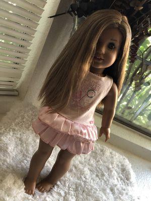 American girl doll lea Clark for Sale in Las Vegas, NV