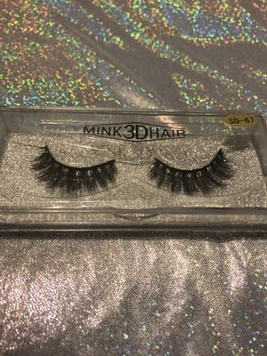 Soft & Beautiful 3D Mink Lashes for Sale in Bowie, MD