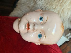 Antique doll head for Sale in Virginia Beach, VA