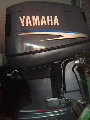 Yamaha 130hp 130 hp Outboard Engine Motor for Sale in Pompano Beach, FL