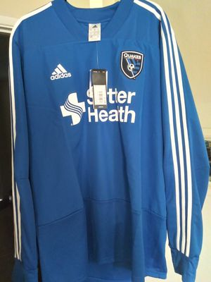 SJ Earthquakes XL Jersey for Sale in San Jose, CA