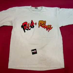 Red & Pimpy tee for Sale in Huntington Beach, CA