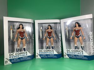 DC Collectibles DC Comics New 52 Wonder Woman Action Figure for Sale in Philadelphia, PA