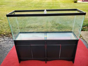 55 Gallon Fish Tank with Stand for Sale in Willowbrook, IL