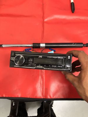 Jvc stereo Bluetooth for Sale in Gaithersburg, MD