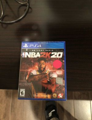 NBA 2k20 for Sale in Metairie, LA