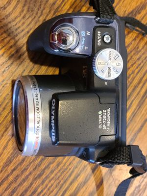 OLYMPUS CAMERA for Sale in Wonder Lake, IL