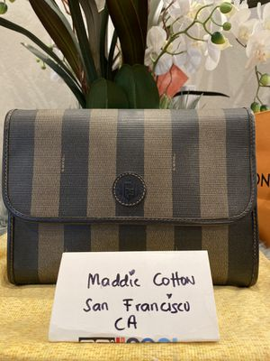 100%Authentic Fendi sling Bag can be 2Way for Sale in Lafayette, CA
