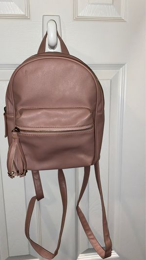 pink bag/backpack mini for Sale in San Diego, CA