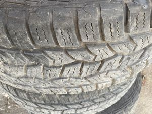 wheels and tires 235/75/15 for Sale in Tampa, FL