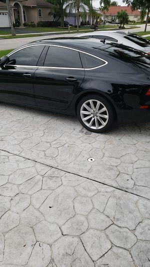 Audi A7 for Sale in Pompano Beach, FL